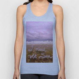 I need Vitamin Sea Unisex Tank Top