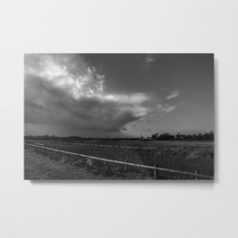 Essex Countryside, UK. Landscape Print Metal Print