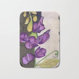 Flowers II Bath Mat