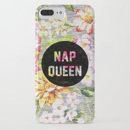 Nap Queen iPhone Case