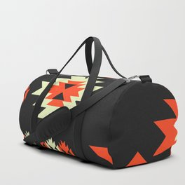Native geometric shapes Duffle Bag