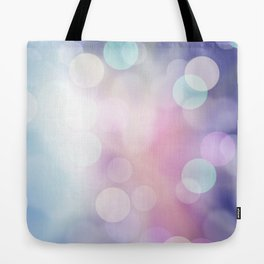 Bokeh Shine Tote Bag