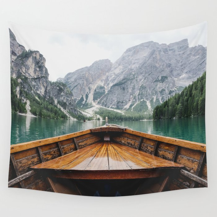 Live the Adventure Wall Tapestry