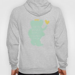 Babar inspired-May you never forget how much I love you Hoody
