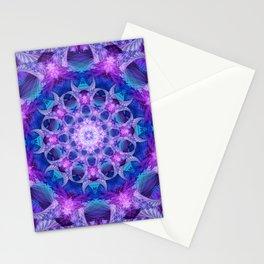 Angelic Gateway Mandala Stationery Cards