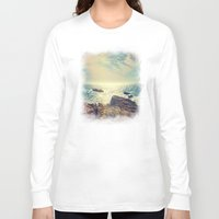 chile Long Sleeve T-shirts featuring Quintero, Chile. by Viviana Gonzalez