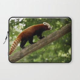 Happy Red Panda. Laptop Sleeve