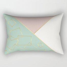 Walking Fifth Avenue soft Rectangular Pillow