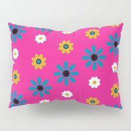 flowers in pink Pillow Sham