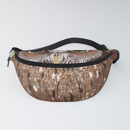 Painted Owl Fanny Pack