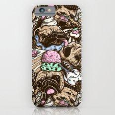 Dogs & Desserts Pattern iPhone 6s Slim Case