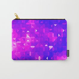 Mosaic Tile Pattern Carry-All Pouch