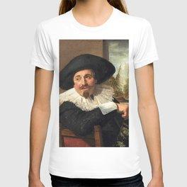 "Frans Hals ""Portrait of Isaac Abrahamsz"" T-shirt"