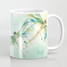 Dragon fly love Coffee Mug
