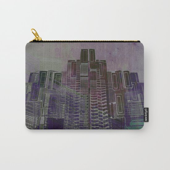 Urban Bubble into Space / 25-08-16 Carry-All Pouch