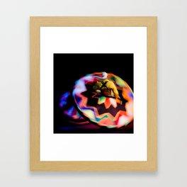 Sufi Dance Framed Art Print