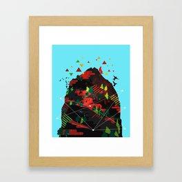 Majestic Outdoors Framed Art Print