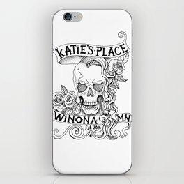Katie's Place by DeeDee Draz iPhone Skin