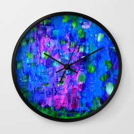 Color Expression 1 Wall Clock