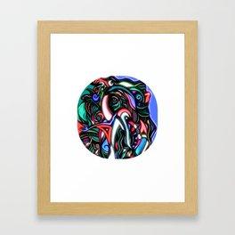 Tribal Unity Art & Homewares ! When People... Framed Art Print