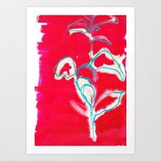 Celia Art Print
