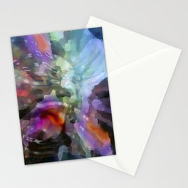 Koi Pond Stationery Cards