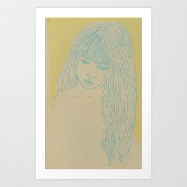 Collections Art Print