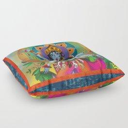 Kali, My Kali Floor Pillow