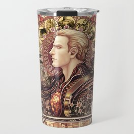 Biohazard Zodiac Travel Mug