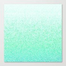 I Dream in Mint Canvas Print