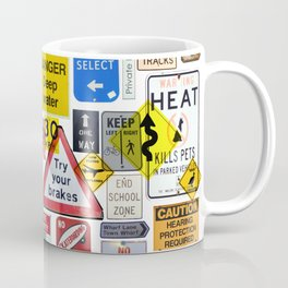 Signs Coffee Mug