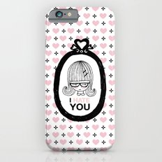 I Hate You / Picture Slim Case iPhone 6s