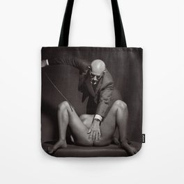 The Cane - Nude woman whipped Tote Bag