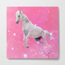 Pretty Horse Metal Print