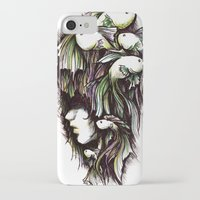 the life aquatic iPhone & iPod Cases featuring Aquatic by Emma Lettera