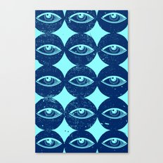 These Eyes Canvas Print