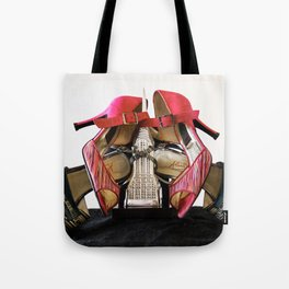 Stiletto Empire 1 Tote Bag
