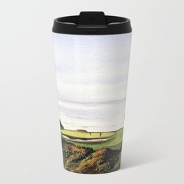 Torrey Pines South Golf Course Hole 3 Travel Mug