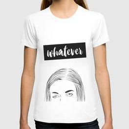 Whatever Illustration T-shirt