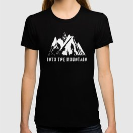 Mountain Hiking Camping Nature Gift T-shirt