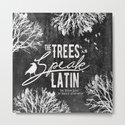 The Trees Speak Latin - Raven Boys by evieseo