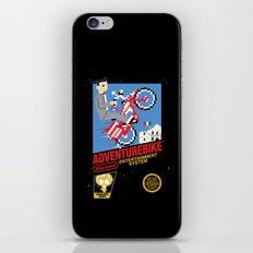 Adventurebike iPhone & iPod Skin