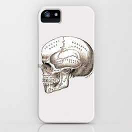 Can't get you out of my head vintage illustration iPhone Case