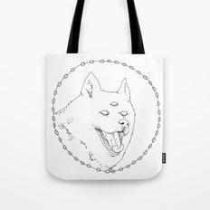 Visions dog Tote Bag
