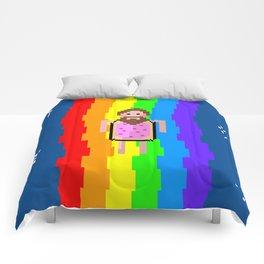 Nyanderthal Comforters