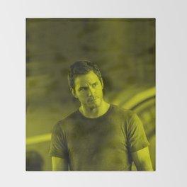 Chris Pratt - Celebrity Throw Blanket