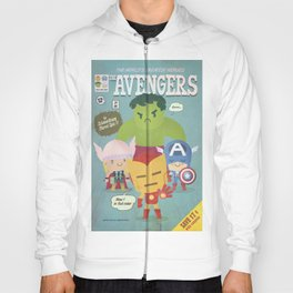 avengers fan art Hoody