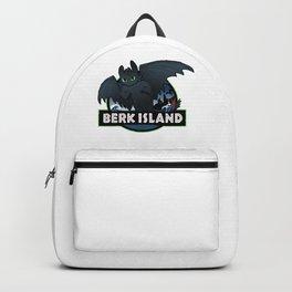Berk Island Backpack
