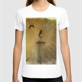 Musical Crows T-shirt