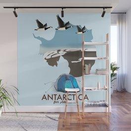 Antarctica - For Adventure! Wall Mural